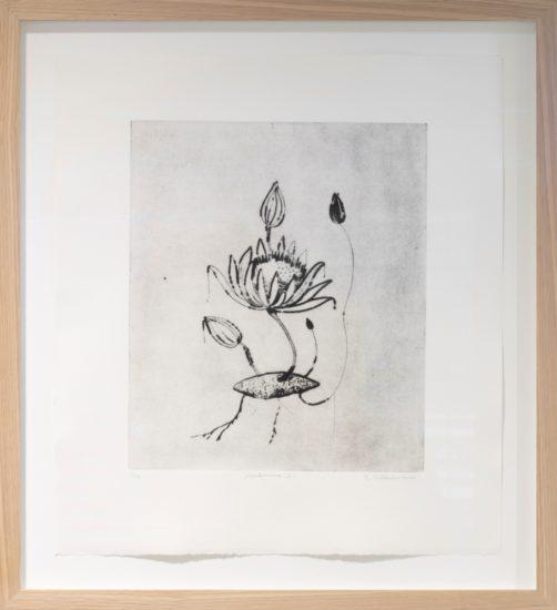 <em>Minner (Planteminne 3)</em>, Elisabeth Mathisen. Fotograf: Werner Zellien
