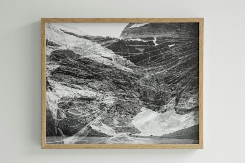 <em>Liggande bøyabre</em>, Klara Sofie Ludvigsen. Fotograf: Kristin Støylen