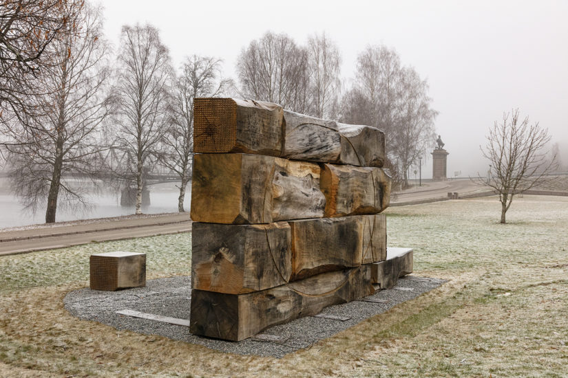 <em>Domstol</em>, Sverre Wyller. Fotograf: Werner Zellien