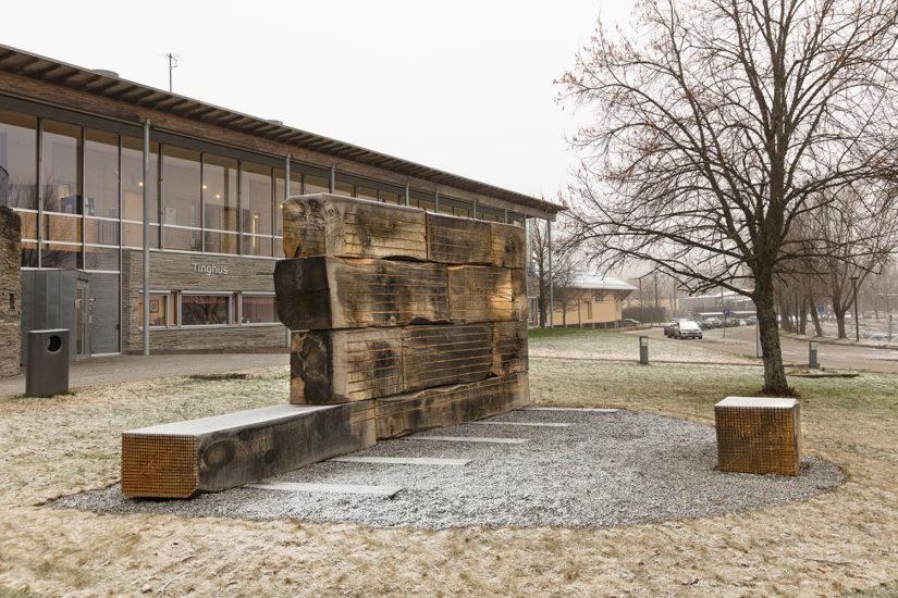 <em>Domstol</em>, Sverre Wyller. Photographer: Werner Zellien