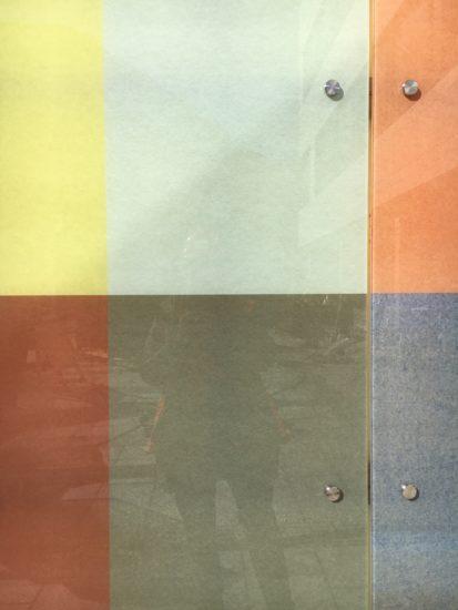 <em>Detalj, Transparens</em>, Grethe Unstad. Fotograf: Grethe Unstad