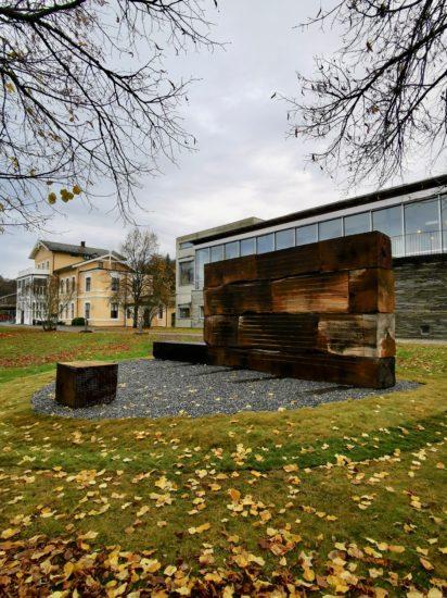 <em>Domstol</em>, Sverre Wyller. Fotograf: Vera Wyller