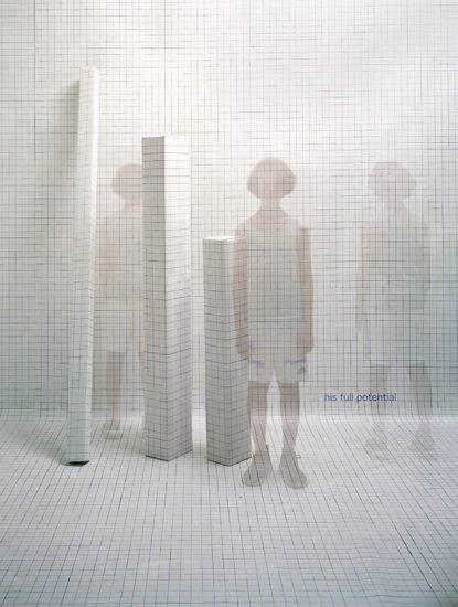 <em>His full potential</em>, Else Marie Hagen. Photographer: Else Marie Hagen