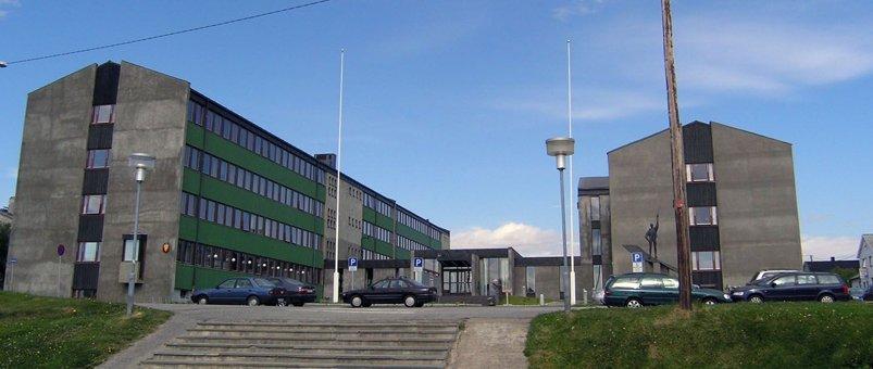 Statens Hus i Vadsø. Fotograf: Statsbygg