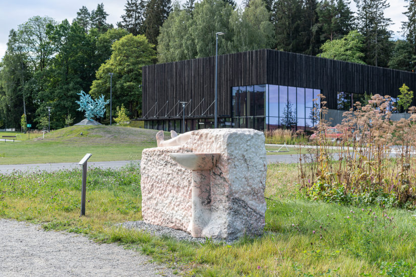 <em>The Waste</em>, Daniel Dewar, Grégory Gicquel. Fotograf: Øystein Thorvaldsen