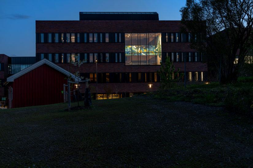 <em>The Loop og Everything Flows</em>, Apichaya Wanthiang. Fotograf: Øystein Thorvaldsen