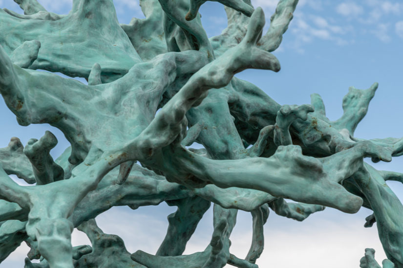 <em>Feeding from the Tree of Knowledge</em>, Kathrin Schlegel. Photographer: Øystein Thorvaldsen