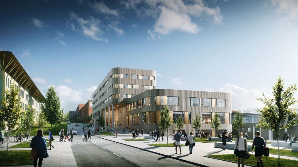 8a195d8b4 UiT Norges Arktiske Universitet, Campus Tromsø, Lærerutdanning ILP ...